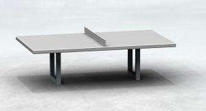 Stół betonowy do tenisa stołowego